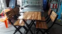 Thanh lý bàn ghế cafe