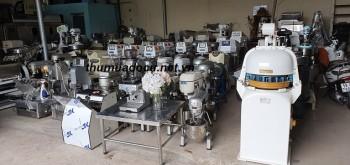 Thu mua các loại máy trộn bột