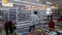 Thanh lý kệ siêu thị giá rẻ