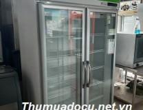 Thu mua tủ mát Okiwi