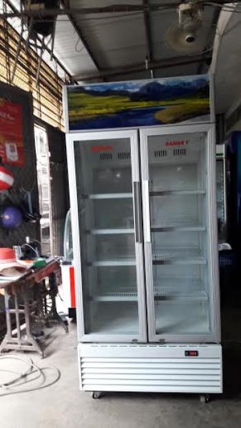 Thu mua tủ mát sanaky 800 lít