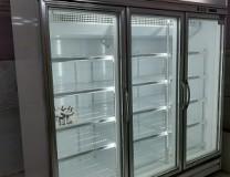 Thu mua tủ trưng bày bánh kem Reyshing 3 cửa
