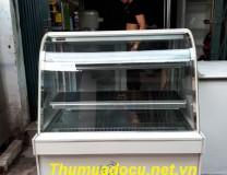 Thu mua tủ trưng bày bánh kem 1,2m cũ