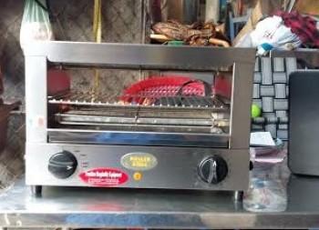 Thanh lý lò nướng của Pháp roller grill
