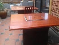 Thanh lý bàn nướng BBQ quán nhậu