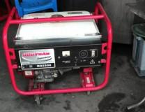 Thanh lý máy phát điện hữu toàn HG6500